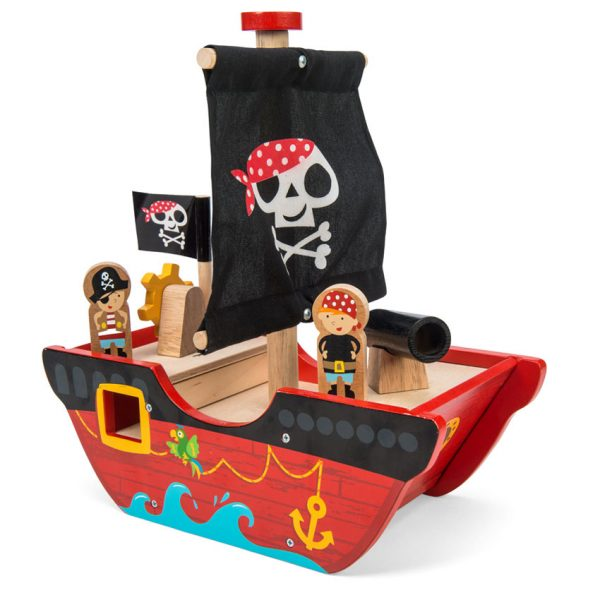 tv344-little-captn-pirate-boat-and-pirates-on-board
